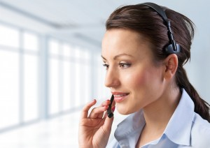 Customer Service Representative Call Center Connection IT Support Support On The Phone Headset
