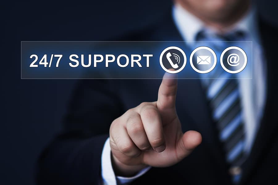 Photo of IT Support