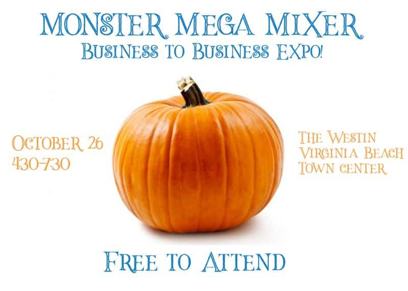 Hampton Roads Chamber of Commerce Mega Mixer